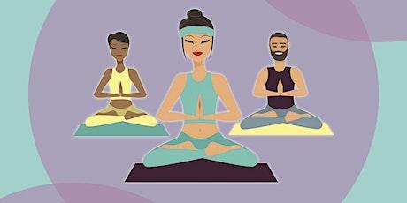 Free Beginner's Yoga Class tickets