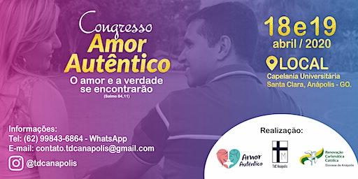 Congresso Amor Autêntico - Anápolis/GO