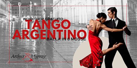 Lezione di Prova Gratuita - Tango Argentino tickets