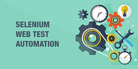 Selenium Web Test Automation with C#.Net and Nunit tickets
