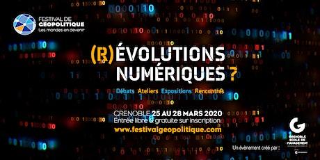 Festival de Géopolitique : Atelier d'Intelligence géopolitique billets