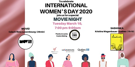 International Women's Day Movie Night tickets