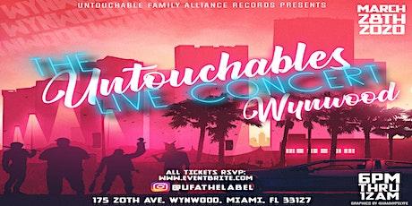 The Untouchables Live Concert tickets