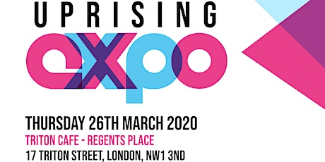 Uprising Expo tickets