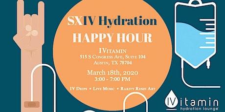 SXIV Hydration Happy Hour tickets
