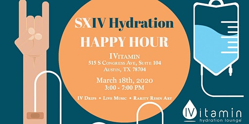 IV Hydration Happy Hour