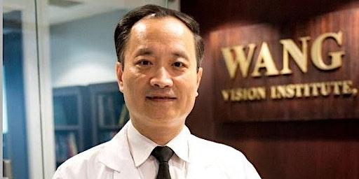 Come Hear Dr. Ming Wang Discuss Freedom, Faith, & Politics
