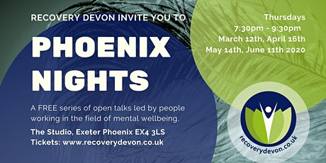 Recovery Devon Phoenix Nights - Recovery Through Dreams tickets