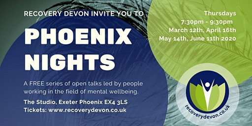 Recovery Devon Phoenix Nights - Recovery Through Dreams