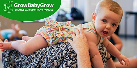 GrowBabyGrow Weekly Family Playgroup - Early Spring Sessions! tickets