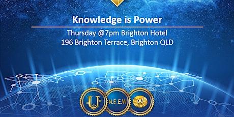 Knowledge Is Power BRIGHTON tickets