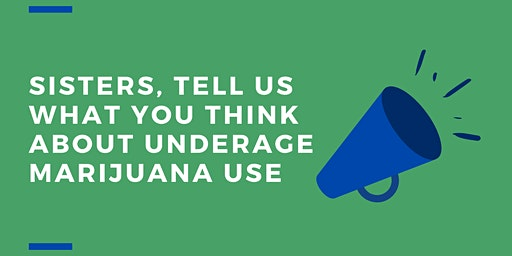 Community Conversation - Underage Marijuana Use in Sisters
