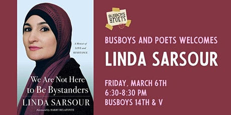 Busboys and Poets Author Talk with Linda Sarsour tickets