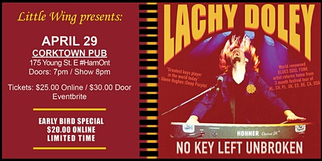 LACHY DOLEY GROUP tickets