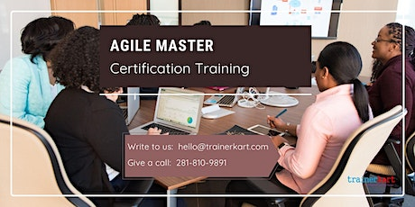 Agile & Scrum Certification Training in Thunder Bay, ON tickets