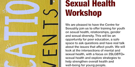 Roots4Change: Sexual Health Workshop tickets