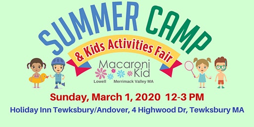 Summer Camp & Kids Activities Fair