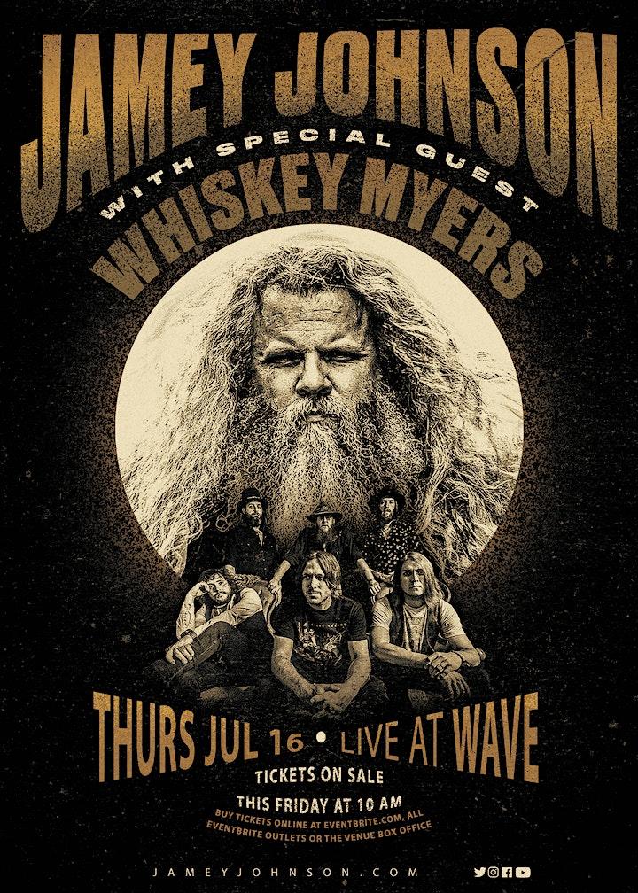 Jamey Johnson with Whiskey Myers image