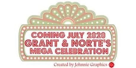 """""""GRANT"""" AND """"NORTE"""" ALUMNI REUNION 2020 tickets"""