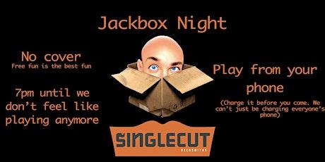 JackBox Night at SingleCut Beersmiths tickets