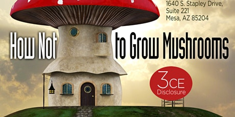 How not to grow Mushrooms - Disclosure Law tickets