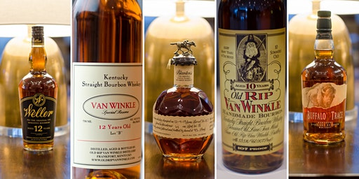 Blanton's, Weller, Van Winkle and more: The Best of Buffalo Trace