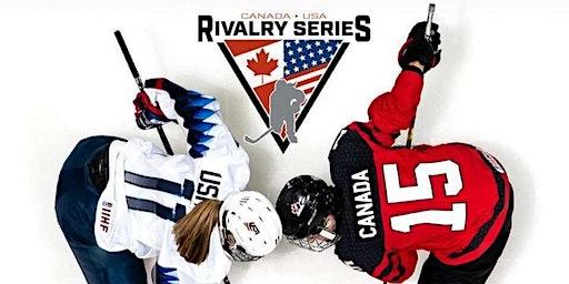 Canada Vs USA Women's World Championship Watch Party