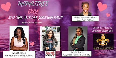 MAMAtines® Day Self-Care, Self-Love God's Way Event tickets