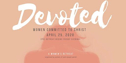Devoted - A Women's Retreat