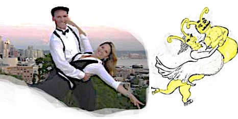 Leapin' Banana Slugs! -- Waltz & Swing Dance Workshop on Leap Day