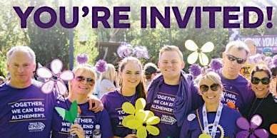 Volunteer Kickoff - Get to Know the Alzheimer's Association!