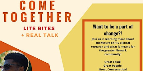 Come Together: Lite Bites + Real Talk Series tickets