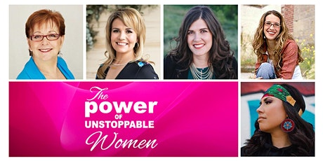 The Power of Unstoppable Women - Saskatoon Conference tickets