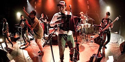 World Wide | Kumbia Boruka in concerto all'Exwide