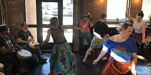 West African Dance Class