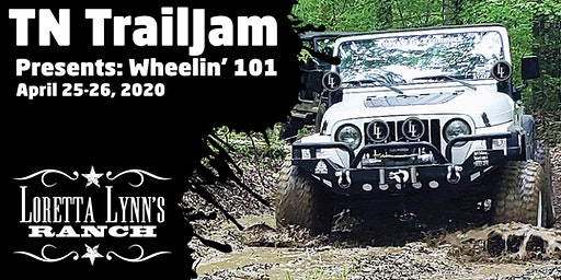 2020 TN Trailjam Presents - Wheelin' 101