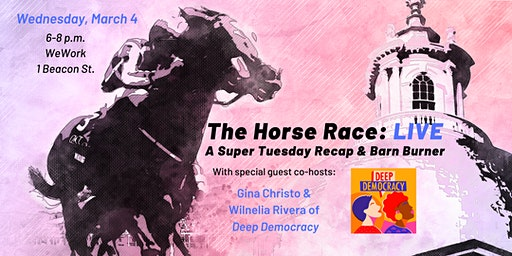 The Horse Race: LIVE