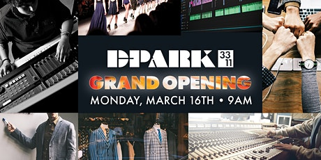 DPARK3311 Grand Opening tickets