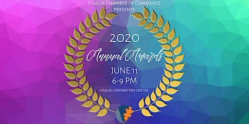 2020 Annual Awards Celebration