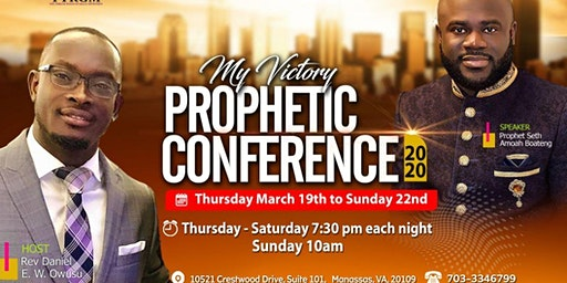 My Victory Prophetic Conference