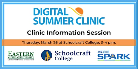 Clinic Information at Schoolcraft College tickets
