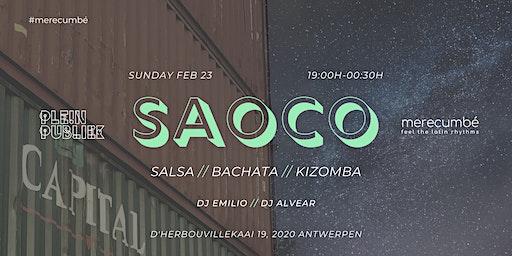 SAOCO ANTWERP 23//02