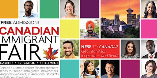Mississauga Canadian Immigrant Fair