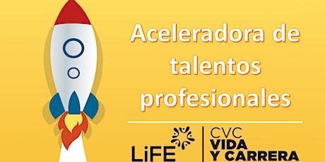 Taller de Aceleradora de Talentos: Visión de estrategia global e innovación boletos