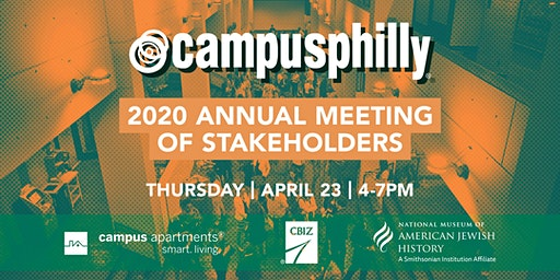 Campus Philly Annual Meeting 2020