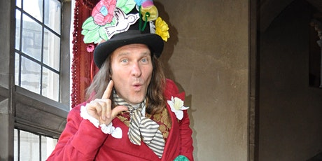 Saturdays Are For Kids: Jonathan the Storyteller tickets