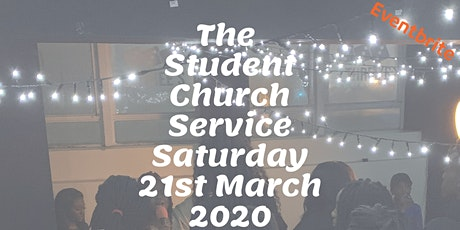 The Student Church Service tickets