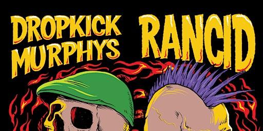 Dropkick Murphys & Rancid at Artpark