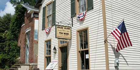 Starr Clark Tin Shop & Underground Railroad - Public Investigation tickets