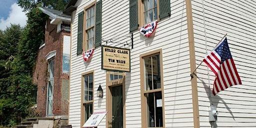 Starr Clark Tin Shop & Underground Railroad - Public Investigation